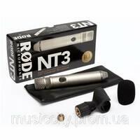 Мікрофон Rode NT3