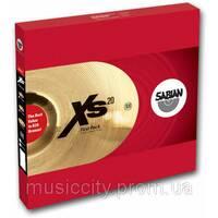 Набір тарілок для барабанів Sabian XS20 First pack