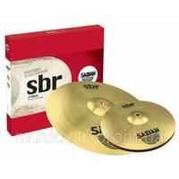 Набір тарілок для барабанів Sabian SBr 2 - pack