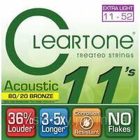 Струни Cleartone 7611