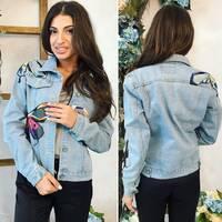 Куртка джинсовая 281 (ГН)