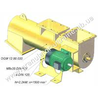 Змішувач (перегрібач) гранулятора ОГМ-1,5 (НОВИЙ)