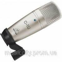 Мікрофон Behringer C1U USB