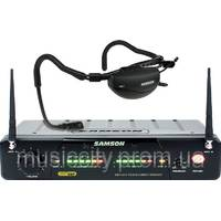 Samson SW7AVSCE UHF AirLine77 w/AH1 for fitness радиосистема UHF с головным микрофоном