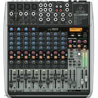 Behringer XENYX QX 1622 USB микшерный пульт, 4 моно + 4 стерео