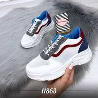 Стильные кроссовки 11863 (ЯМ)