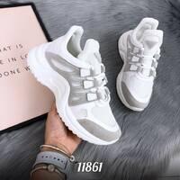 Стильные кроссовки 11861 (ЯМ)