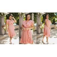 Платье Мод 379 креп шифон (AMBR)