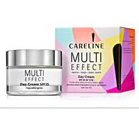 Дневной крем для лица и шеи SPF 25 «Мульти эффект» Careline Multi Effect Day Cream SPF25