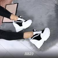 Кроссовки на платформе 11859 (ЯМ)