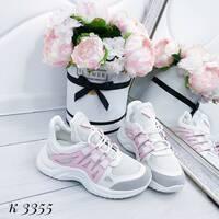 Стильные кроссовки 3355 (ДБ)