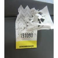 Наклейка гарантийная TYVEK, 19х30 мм