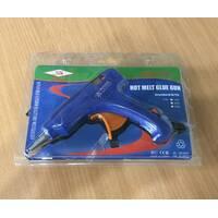 Пістолет клейовий SEN NAN з вимикачем 15-25W / АР-200