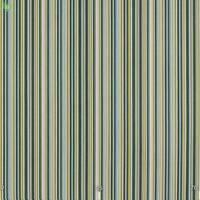 Вулична тканина для покривал і подушок в зелену і салатну смугу на білому Іспанія 400338v4