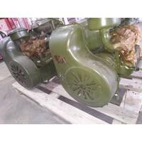 Двигун бензиновий УД-2, 8 к. с. Конверсія