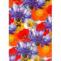 Квітковий папір 44