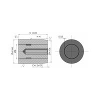 Повітряний клапан подвійний VD
