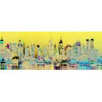 """3D-интерьерная панорама """"Ночной Нью-Йорк"""""""