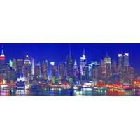 "3D-інтер'єрна панорама ""Ночной Нью-Йорк"""