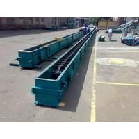 Скребковый транспортер от 12,5 до 175 т/час