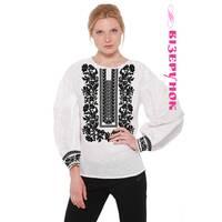 Заготовка для вишивки жіночої сорочки СЖ-141