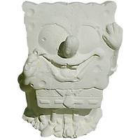 "Gypsum toy ""Sponge Bob"""
