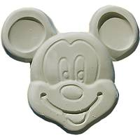 "Gypsum toy ""Mickey the Mouse"""