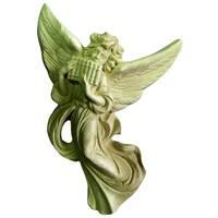 Декоративні ангели з ліпнини (гіпс) Де/034