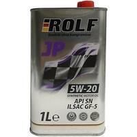 Масло моторное 5W-20 Rolf JP GF5/ SN 1л синтетическое