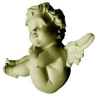 Ангели з декоративної ліпнини Де/033