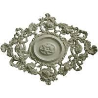Elegant gypsum rosettes Р/020