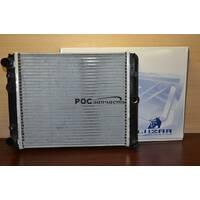 Радиатор охлаждения 1102 SPORT универсал (алюм-паяный) (LRc 04100b) ЛУЗАР