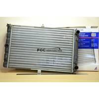 Радіатор охолодження 2108 (алюм) (карб) АВТОВАЗ (ОАТ, ДААЗ)