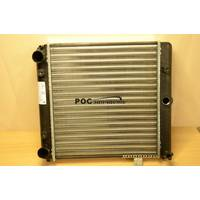 Радиатор охлаждения 1111 Ока (алюм) (LRc 0111) ЛУЗАР