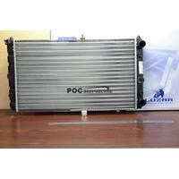 Радиатор охлаждения 2112 (алюм) (универс.) (LRc 01120) ЛУЗАР