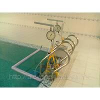 Аппарат подводного вытяжения позвоночника