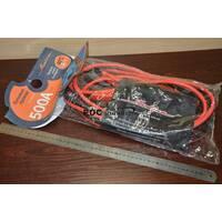 Прикуриватель акумулятора 500 А 2.5 м Аирлайн