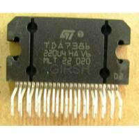 Микросхема TDA7386 ZIP25B2