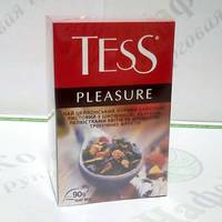 Чай TESS Pleasure Плэжа черн. 90г (15)