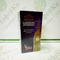 Чай Ахмад London Afternoon  Лондон Афтеннун черн. з бергамотом 25шт*2г в конверті (16)
