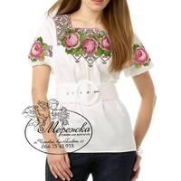 Схема для вишивки сорочки  ТМ