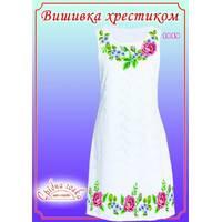 Схема для вишивки сукні  ТМ
