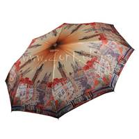 Женский зонт Три Слона САТИН (полный автомат) арт.131-22