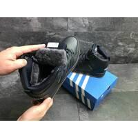 Мужские зимние кроссовки Adidas Cloudfoam купить в Киеве