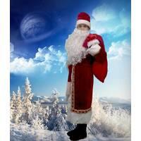 Новогодний костюм Деда Мороза (подросток)