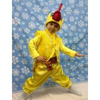 Карнавальный костюм Петушка (головной убор поролон)