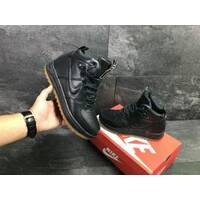 Стильные зимние мужские кроссовки Nike Air Force LF-1 купить в Украине