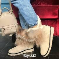 Зимние женские ботинки Punto Bellа купить в Украине