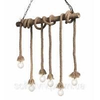 Світильник підвісний Ideal Lux 134826 Canapa SB6