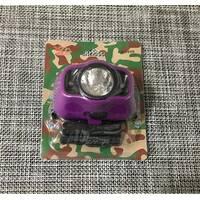 Ліхтарик світлодіодний на голову 1 led / ХМ-5050